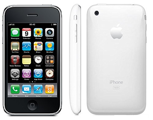 Apple iPhone 3G (3rd Generation) 16GB Factory Unlocked GSM ...